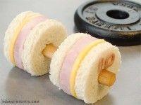 Un sandwich para los más fuertes de la casa