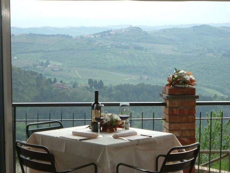 Restaurant Ristoro di Lamole à Lamole
