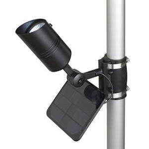 flagpole lighting options