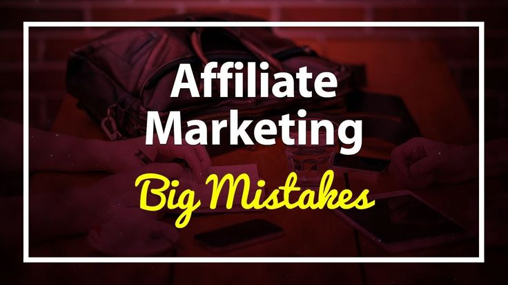 #1 Mistakes Newbies Make in Affiliate Marketing! https://youtube.com/watch?v=11y_AgMUuro