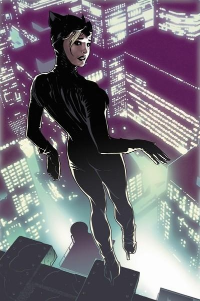DC: Catwoman. i love the suspense here