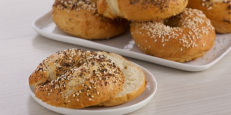 Classic Bagels Recipes | Food Network Canada