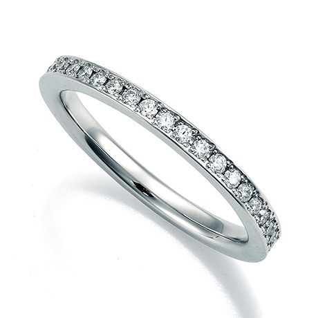 Carrelet full eternity(カルレ フルエタニティ)|エタニティリング|婚約指輪・結婚指輪の銀座ダイヤモンドシライシ