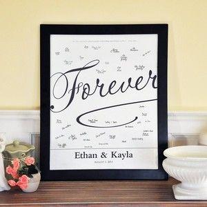 10 Wedding Guest Book Alternatives