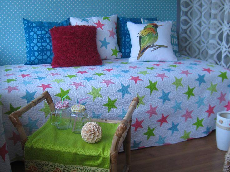 #showcase #summer #bouti #stars #colors #wallpaper #dots