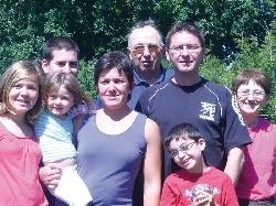 La famille vous accueille en #Bretagne pour des #vacances en #camping.