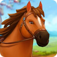 Horse Adventure: Tale of Etria v 1.6.0 Hack MOD APK Adventure Games