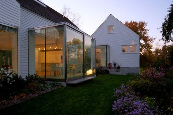 Glass Extension