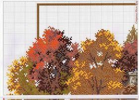 Casa in autunno 2