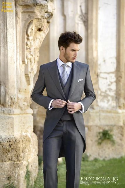 Smoking suit with pants