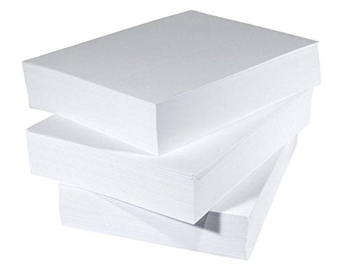 buy now   £2.99      This White A3 Everyday Copier Paper is compatible with all inkjet and laser printers or copiers. Suitable for general everyday use for both home and office requirements. Ideal  ...Read More