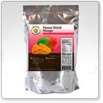 Bulk Freeze Dried Mango