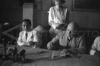 Delegasi Indonesia dipimpin oleh Moh. Roem, sedangkan delegasi Belanda dipimpin oleh Dr. van Roijen. Tokoh UNCI yang berperan dalam perundingan adalah Merle Cohran dari Amerika Serikat. Perundingan banyak mengalami kemacetan sehingga baru mencapai kesepakatan pada awal Mei 1949.