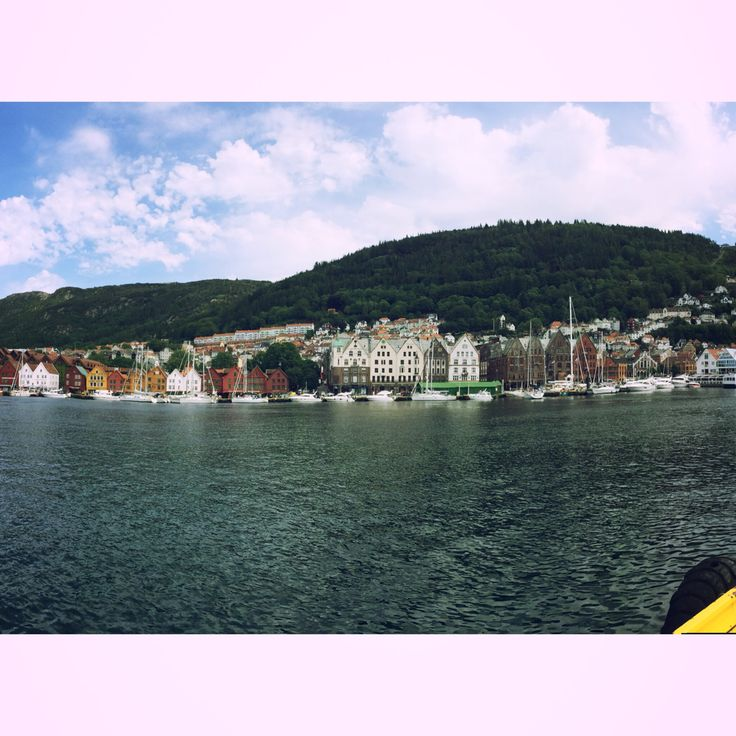 Bergen in the summer ☀️