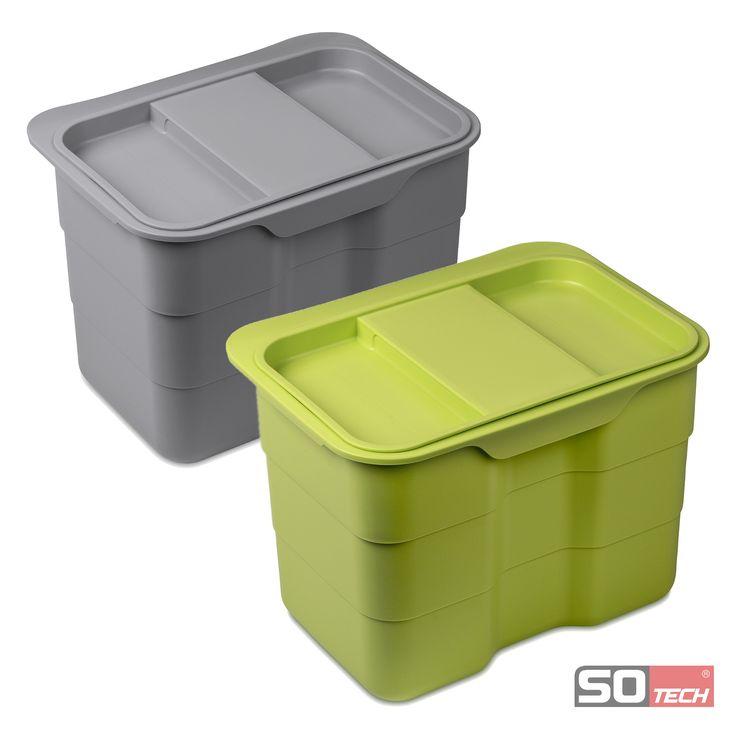 Ponad 25 najlepszych pomysłów na Pintereście na temat - abfallbehälter für die küche