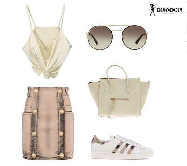 "12 Likes, 1 Comments - F A N T A S Y  W A R D R O B E (@fantasywardrobexoxo) on Instagram: ""KENZA ZOUITEN VIBES #OOTD #KenzaZouiten #Inspired #Fashion #Style #Fashion #Neutrals #OutfitIdeas…"""