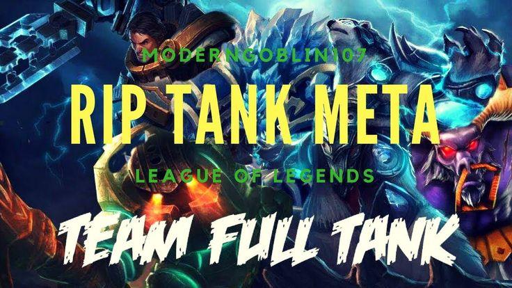RIP TANK META | League of Legends