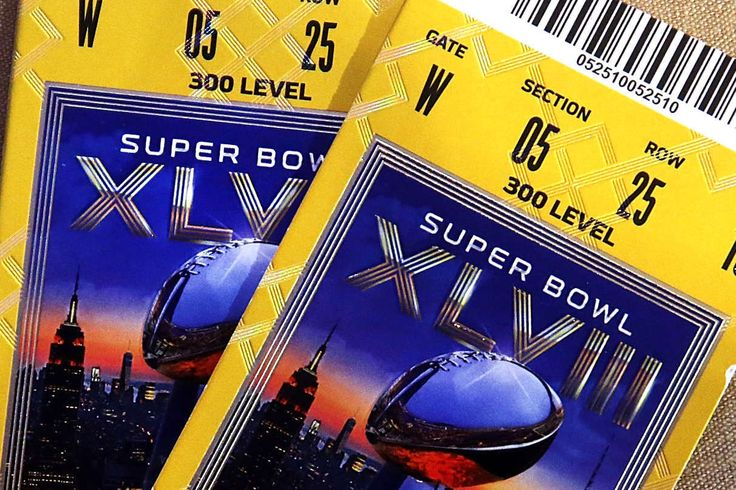 super bowl 2015 | Super Bowl 2015 Ticket