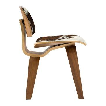 Charles Eames Chair - DCW Replica - Cowhide - Vita Interiors