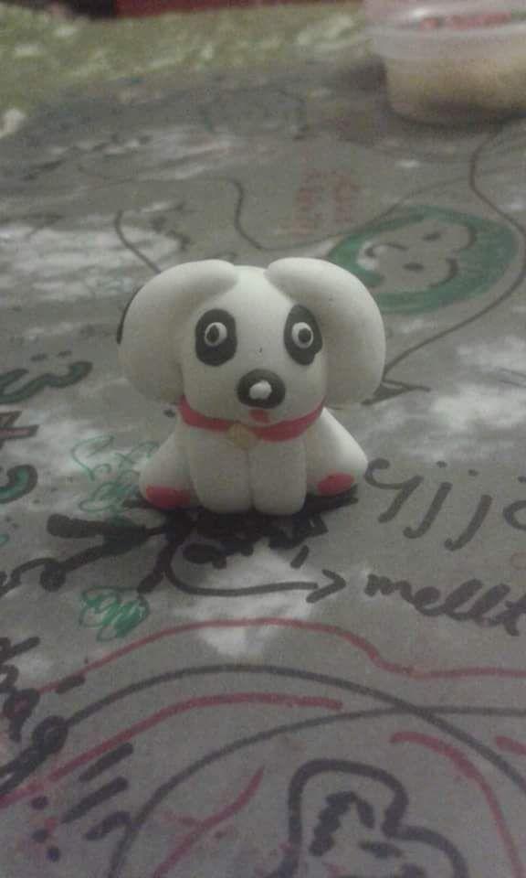 Orsolya kreatív blogja: Super dough habgyurma ismét:)