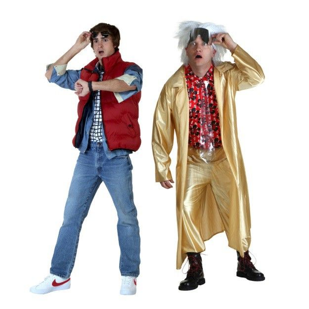 Célèbre Best 25+ Doc brown costume ideas on Pinterest | Doc brown, Marty  CC92