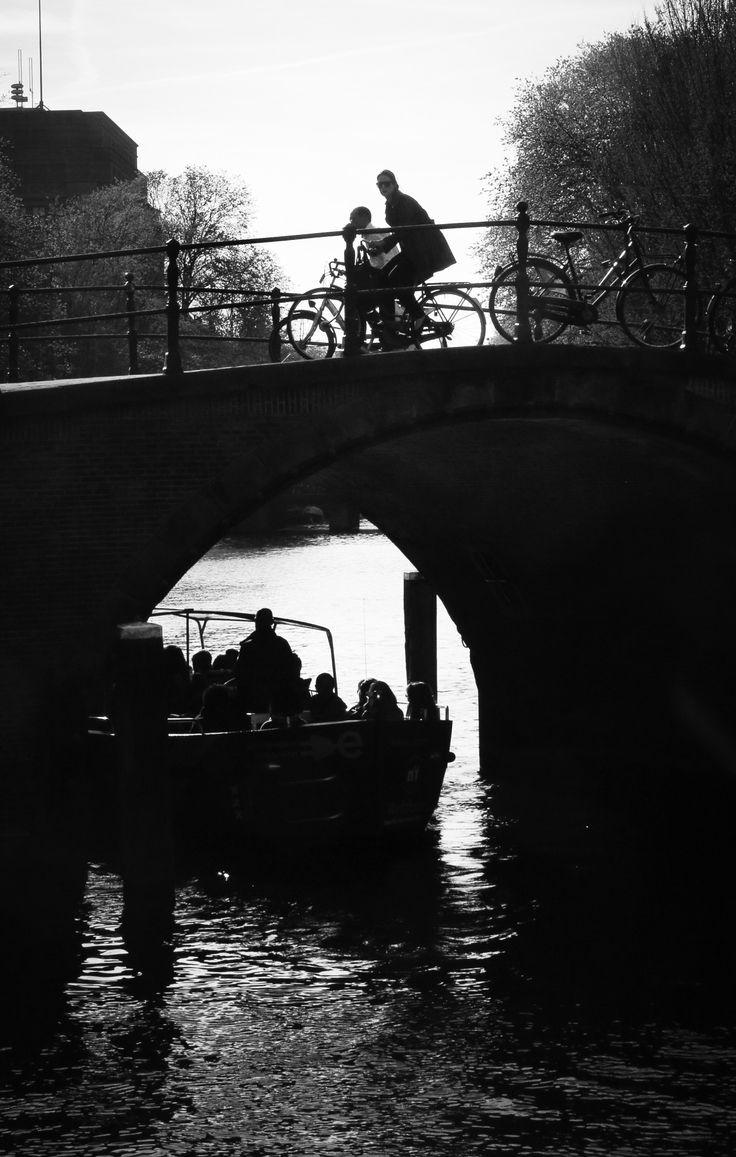 "forthepleasureofmylife: "" Amsterdam Photo: Dieter Krehbiel """