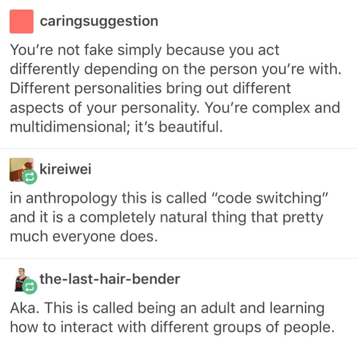 This bothered me so much when I was growing up - it took years to learn that it was normal