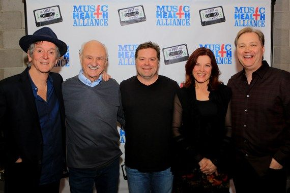 """Rosanne Cash, Sonny Curtis, Frank Rogers And Steve Wariner Headline """"The First And The Worst"""""""