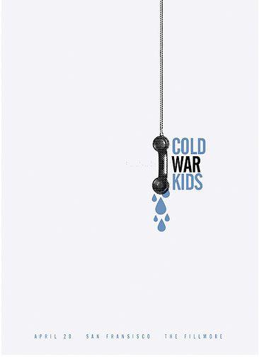 Cold War Kids (poster)