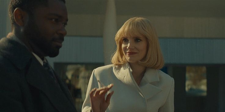 New trending GIF on Giphy. jessica chastain a24 disrespect a most violent year anna morales that was very disrespectful. Follow Me CooliPhone6Case on Twitter Facebook Google Instagram LinkedIn Blogger Tumblr Youtube