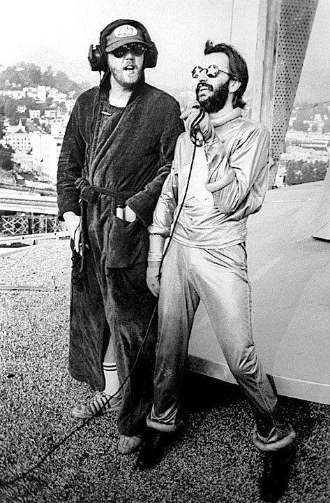 Ringo with Harry Nilsson