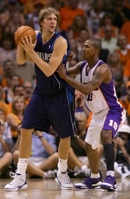 Dirk Nowitzki------One of the Masters