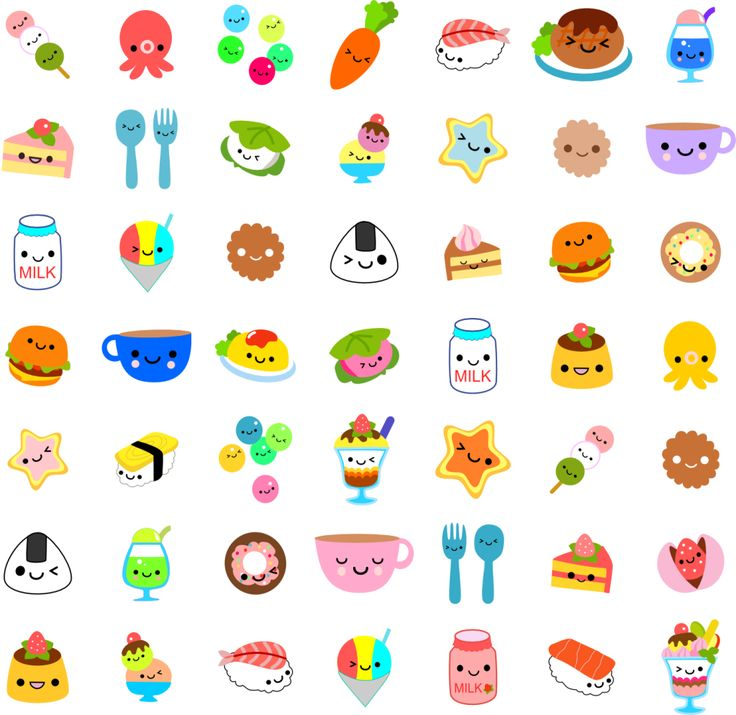 cute kawii | Icecream Joke - Cute Food Kawaii Cartoon | Kawaii ...