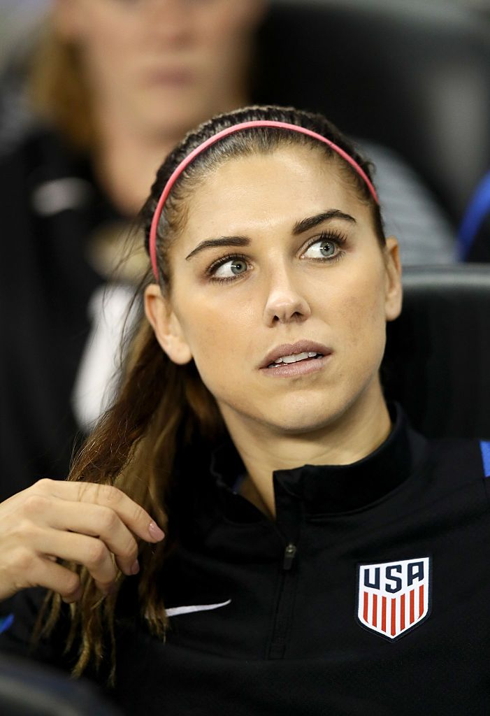 alex morgan - photo #5