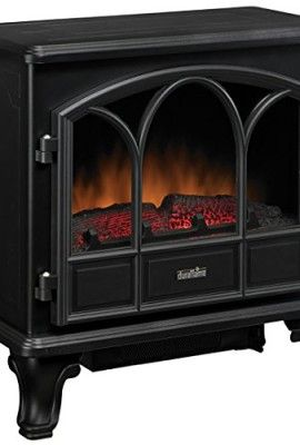 Duraflame-Stove-Heater-Black-0
