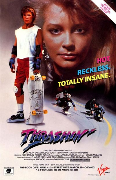 #thrashin #film #skate