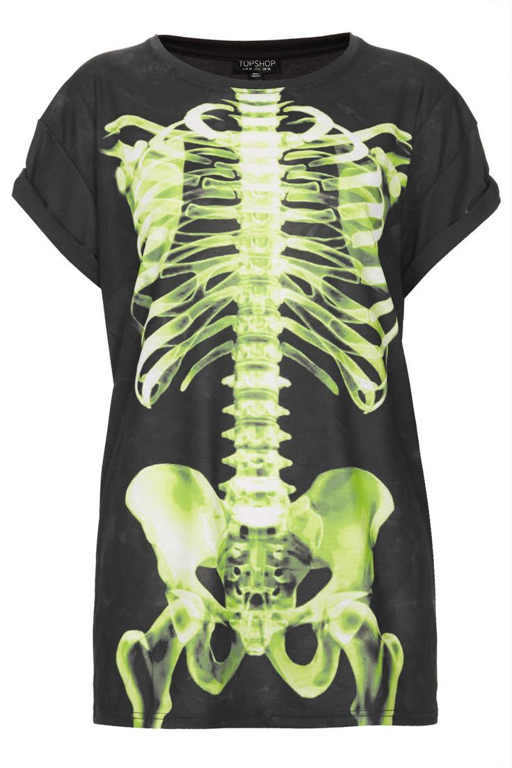 no tears | Sisi Glam's Cultwalk to Fashion  xray tee from topshop