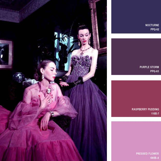 16 Beautiful Color Palettes Inspired By Retro Fashion - BuzzFeed Mobile