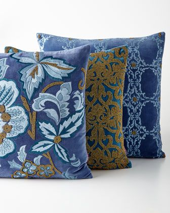 Sabira Euro Elegance Pillows