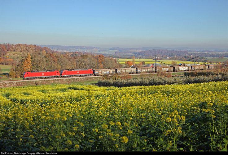 RailPictures.Net Photo: DB Schenker 185 at Lottstetten, Germany by Richard Behrbohm