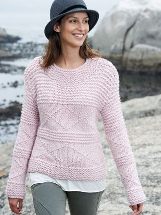 Design from Big Bamboo Knits (409) features 15 handknits for women in fabulously soft and light Sirdar Big Bamboo. The designs in this Big Bamboo Knits book are all about ease - stylish handknits for women using the simplest of shapes and the easiest of textures | English Yarns