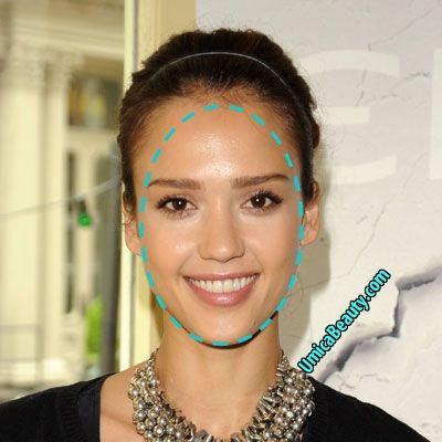 Come truccare un viso ovale || Il viso ovale è una delle forme più regolari ed i suoi lineamenti sono morbidi  e ben definiti. Spesso il viso ovale é leggermente più grande nella zona degli zigomi, rispetto al punto dell'attaccatura del capello e alla mandibola.
