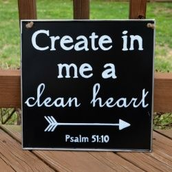 This chalkboard sign is simple to make and adds a fun touch to any room in the home!