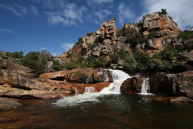 Waterfall Farm in Citrusdal http://www.perfecthideaways.co.za/citrusdal/waterfall-farm #farms #capetown #accommodation