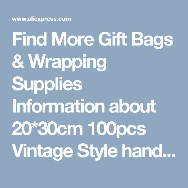Find More Gift Bags & Wrapping Supplies Information about 20*30cm 100pcs Vintage Style handmade Jute Sacks Drawstring gift bags for jewelry/wedding/christmas Packaging Linen pouch Bags,High Quality gift bags target,China gift bags and boxes wholesale Suppliers, Cheap gift bags wholesale usa from Fashion MY life on Aliexpress.com