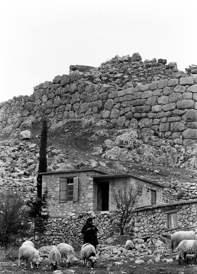 James Burke Ελλάδα 1959-1960 ,