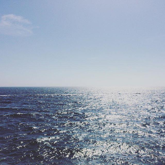 Dreaming ☀️☀️ #losangeles #santamonica #sea #sun #goodtimes #iloveit