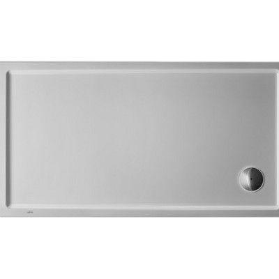 """Duravit Starck Slimline Shower Tray Size: 2.38"""" H x 59"""" W x 29.5"""" D"""