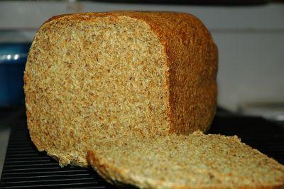 best whole wheat bread machine recipe
