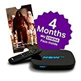 NOW TV Smart Box 4 Month Movie Pack by NOW TV  (2)Buy new:  £69.99  £35.99 2 used & new from £35.99(Visit the Bestsellers in Electronics list for authoritative information on this product's current rank.) Amazon.co.uk: Bestsellers in Electronics...